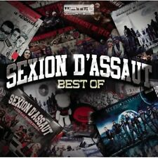 Sexion d'Assaut - Best of [New CD] Germany - Import