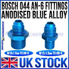AN -6 Cosworth Bosch 044 Aluminium Fuel Pump Adapters
