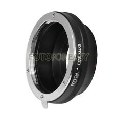 FOTGA Canon EOS EF lens to Micro 4/3 M4/3 EP1 EP5 GF1 G1 GH1 GH3 GF6 GX7 Adapter