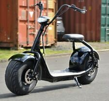 E-Scooter Coco Fat Bike ca.40 Km/H 35km Reichweite 60V 1000W Harley Chopper Roll