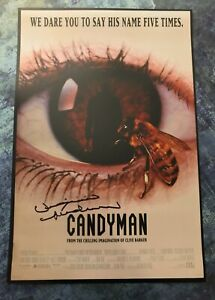 GFA Candyman Movie VIRGINIA MADSEN Signed 12x18 Photo Poster V3 COA