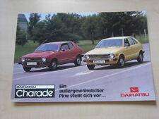 54461) Daihatsu Charade Prospekt 1980