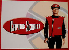 CAPTAIN SCARLET - Trading Card #1, Header Card -  Unstoppable 2015