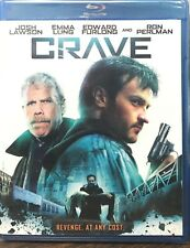 Crave (Blu-ray/DVD, 2014) NEW SEALED
