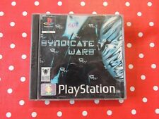 Syndicate Wars Playstation 1 PS1 PSX in OVP mit Anleitung