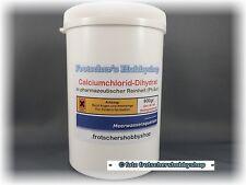 Calciumchlorid-Dihydrat 900gr. Dose in pharmazeutischer Reinheit (13,65€/kg)