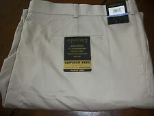 Axist Corporate Khaki's Mens Pants  W-48 L-34  NEW WITH TAGS
