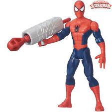 Spiderman Action Figure con Arma Altezza 14cm Spiderman The Sinister Six Hasbro