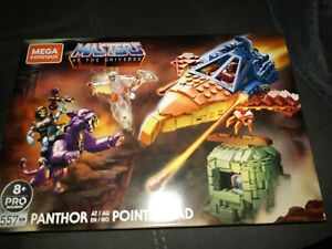 Mega Construx Masters of the Universe Panthor at Point Dread He-Man Brand New!!