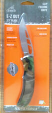 GERBER E-Z OUT SKELETON EZ REALTREE CAMO HANDLE MADE IN USA NEW