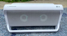 LG PK7 XBOOM Go Water-Resistant Wireless Bluetooth Party Speaker 22 Hours White
