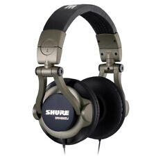 SHURE SRH 550DJ cuffia cuffie headphones professionali pieghevoli snodate x dj