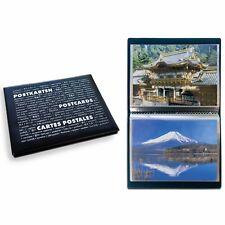 Leuchtturm Album Taschenalbum ROUTE für 40Postkarten oder Bilder Nr 347971