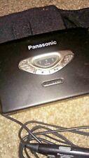 Panasonic Japan High Quality CASSETTE CORDER RQ-S50V Vintage sx85 WORKS!