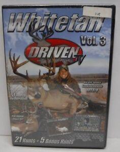 Whitetail DRIVEN TV Volume 3 DVD