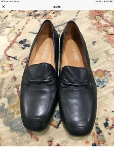 Top End Leather Loafers Size 37