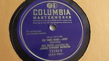 London Symphony Orchestra - 78rpm single 12-inch – Columbia #72236-D