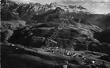 Cartolina - Postcard - Auna di Sotto - panorama - 1955