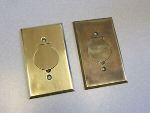 Antique Brass Outlet Covers USA