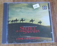 SECRET OF THE SAHARA ~ BOF 1987 / CD 16 TITRES ~ MUSIQUE DE FILM ENNIO MORRICONE