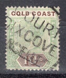 GOLD COAST 1898/902 STAMP Sc. # 35 USED