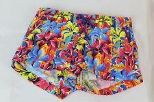 J.Crew $72 Women's Sunset Floral Board Short XXXS Small Swim NWT B8628