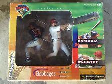 Mark McGwire Manny Ramirez 2000 Big Challenge McFarlane Toys Action Figures