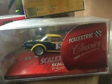 M/B scx /SCALEXTRIC FIAT SPIDER 124 #5 FROM SEAT SPORT COLLECTION  RARE