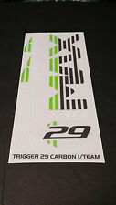 Super Max Sticker Decal Set for Cannondale Lefty Pbr Trigger 29 Carbon 1/Team