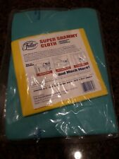 The Fuller Brush Company Super Shammy Cloths 3 large and 2 small