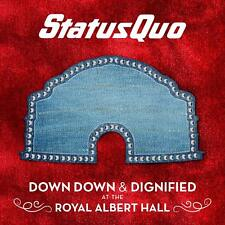 Down Down & Dignified at The Royal Albert Hall [8/10] by Status Quo (UK) (CD, Aug-2018, Ear Music)