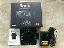 Cobra iRadar S120R Laser Radar Detector Under Hood for iPhone & iPod