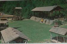 Rossland British Columbia Highways 3B And 22 Vintage Postcard Unposted