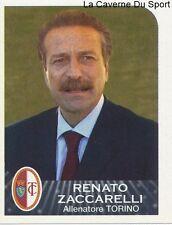 RENATO ZACCARELLI ITALIA TORINO.FC RARE UPDATE STICKER CALCIATORI 2003 PANINI