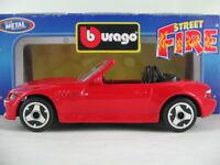 Bburago 18-30061 BMW M Roadster (1998-2001) in rot 1:43 NEU/OVP