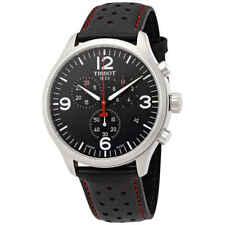 Tissot Chrono XL Chronograph Black Dial Men's Watch T116.617.16.057.02