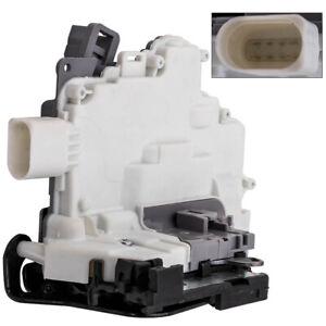 Front Left Door Lock Actuator Mechanism for Audi A5 Q3 Q5 8J2837015A 8-Pin RHD