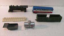 Set Of 6 Train Car Accessories HO Gauge Scale Shells Parts  tr1250
