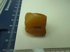 Egg Yolk Butterscotch Antique Baltic Genuine Amber Stone  琥珀色 Natur Bernstein 7
