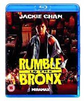 Rumble In The Bronx [Blu-ray] [DVD][Region 2]
