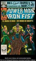 Power Man & Iron Fist 78 Marvel 1982 FN 3rd Appearance Sabretooth
