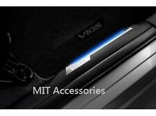 MIT TOYOTA VIOS 2014-on OEM LED light INNER door sill plate replacement parts