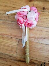 Wedding reception decoration with flower