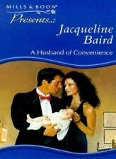 A Husband of Convenience (Presents),Jacqueline Baird