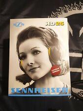 Sennheiser hd 25 Limited Edition Pads Giallo Cavo Esteso