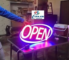 Business Open Sign M30 opening sign Brand New Restaurant Equipment