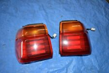 Nissan Stagea WGNC34 Autech 260RS Edition Outer Rear Tail Lights Lamps JDM OEM