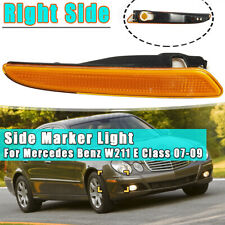 Right Side Marker Light Turn Signal Lamp For For Mercedes Benz W211 E-Class E550