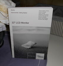 Instruction Manual User Guide-LCD Monitor/Fujitsu Computer