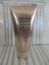 Shiseido Benefiance Wrinkle Resist24 Protective Hand Revitalizer Spf 15 2.6 Oz